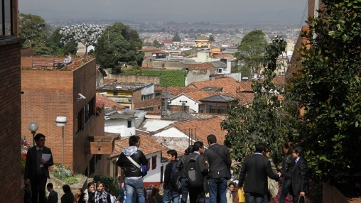 colombian middle class grows over past decade