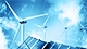 Managing grids with renewable energy