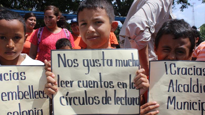 Marlon Ponce (Unidad Ejecutora del Proyecto Municipios más Seguros)