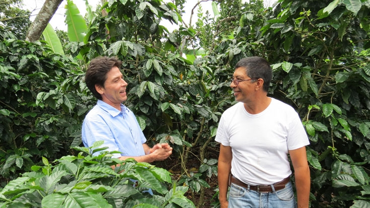 Small farmers in Latin America reach Wall Street