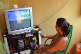 Brazil's digital TV system (4D). Photo: Handout/EBC.