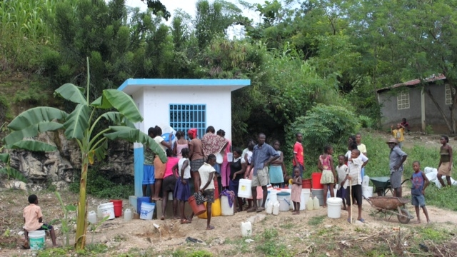 Improving Access to Water and Sanitation in Rural Haiti