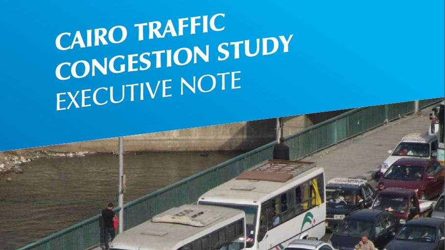 Cairo Traffic Congestion study- Executive Note