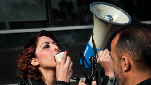 Missing Voices: Gender Equality in the Arab World