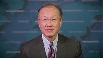 Jim Yong Kim: Antimicrobial Resistance Crosses Boundaries, Sectors