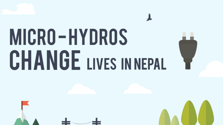 Micro Hydros Change Lives in Nepal