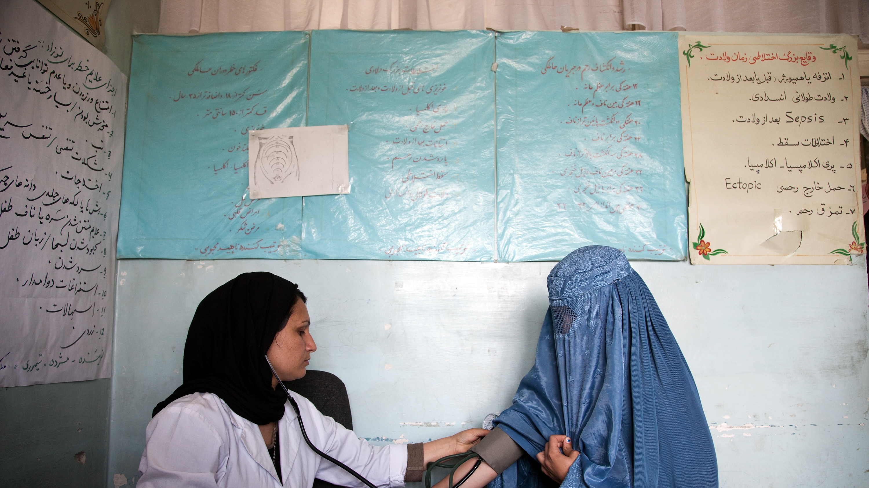 Improving Afghans' Access to Health Care