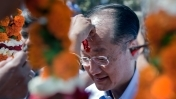 World Bank President Visits Uttar Pradesh, India