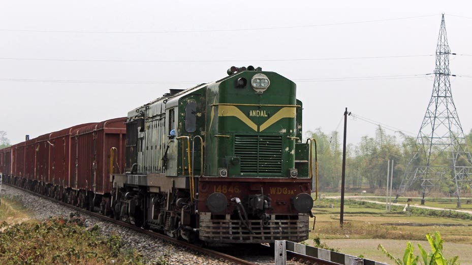 Transforming India's Rail Freight Operations