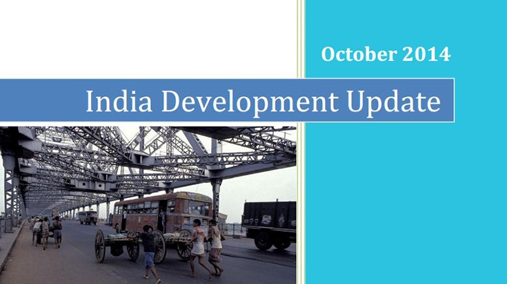 India Development Update