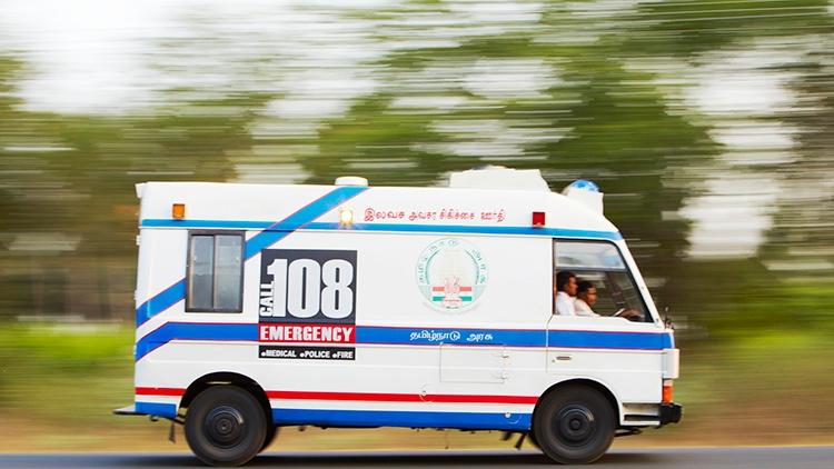 ambulance service, maternal health care