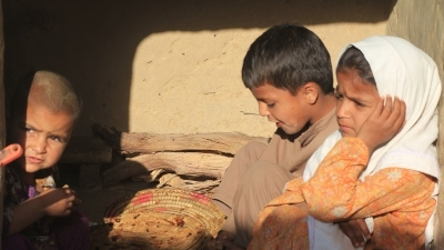 Pakistan children