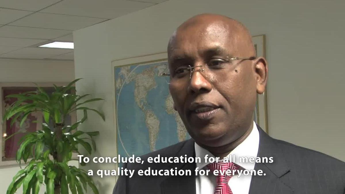 A Grant for Djibouti to Provide Quality Education