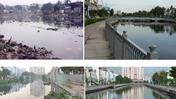 The Re-birth of A Heavily Polluted Canal ...