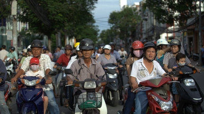 Transportation in Ho Chi Minh City