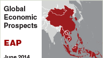 East Asia and the Pacific Outlook - June 2014