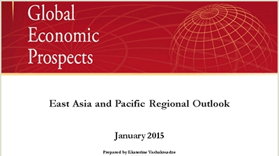 East Asia and the Pacific Outlook - January 2015