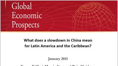 What Does a Slowdown in China Mean for Latin America and the Caribbean?