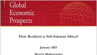 How resilient is Sub-Saharan Africa?