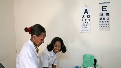 Serving the Ethiopian People: The Origins and Evolution of the PBS Program ©Community Eye Health