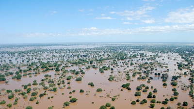 Blog: Flooding and a Changing Climate in Mozambique