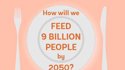 How will we feed 9 billion people by 2050? (Image: World Bank) #food4future