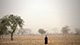 A man walks through a drought-stricken field in Mali. - Photo: Curt Carnemark/World Bank