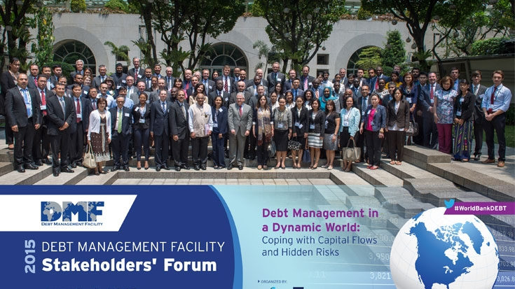6th Debt Management Facility (DMF) Stakeholders' Forum