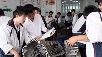 China: Improving Technical and Vocational Education