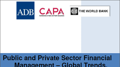ADB-CAPA-World Bank Financial Management Forum