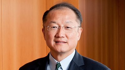 World Bank Group President, Jim Yong Kim