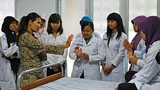 Indonesia nurses