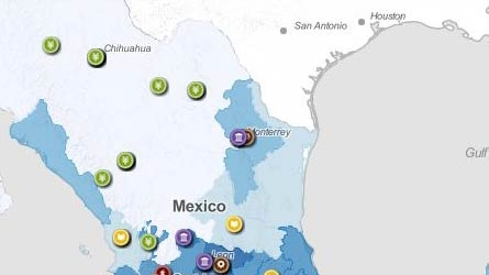Mexico Seeks To Adapt To Climate Change And Mitigate Its Effects - Mexico climate map