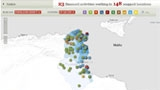 Mapping for Results in Tunisia