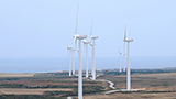 A group of windmills in Tunisia. - Photo: Dana Smillie/World Bank