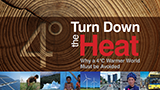 Cover of Turn Down the Heat: Why a 4 Degrees Warmer World Must be Avoided report