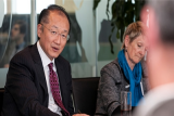 World Bank President's visit steps-up partnership with UK