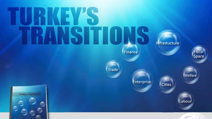Turkey's Transitions: Integration, Inclusion, Institutions (cover)