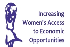 Increasing Women's Access to Economic Opportunities Project (logo)