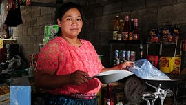 Female Entrepreneur in Guatemala