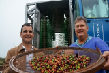 Support to coffee farmers awakens development in rural Sao Paulo, Brazil