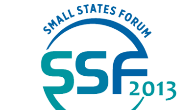 2013 Small States Forum Fiscal Sustainability Building Resilience And