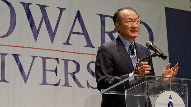 Jim Kim: Shared Prosperity Key to Tackling Inequality