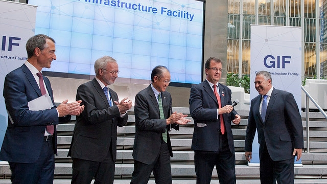 World Bank Group launches new Global Infrastructure Facility