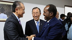 In Somalia, With Security and Peace, Development Will Follow