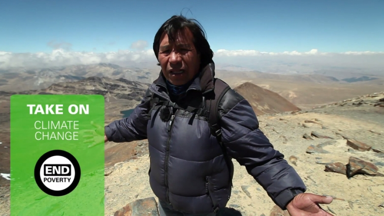 Climate Change at a Glacial Pace in Bolivia