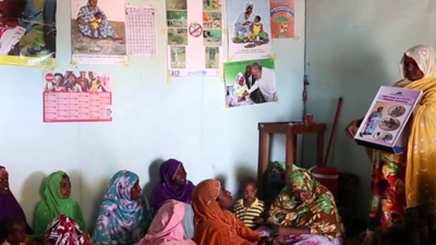 Making Nutrition Work in Djibouti