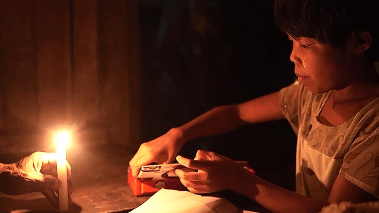 Access to Electricity Vital for Ending Poverty in Myanmar