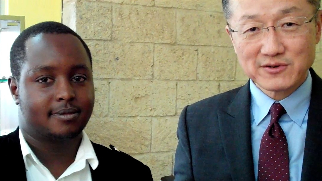 Jim Kim: African Technology Boon to Business