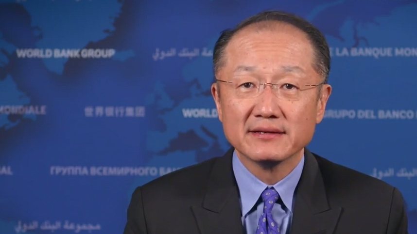World Bank's Kim Speaks Out Against LGBTI Discrimination